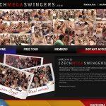 Czechmegaswingers.com Get A Password