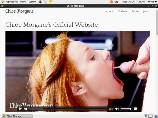 Chloe Morgane Percent Off